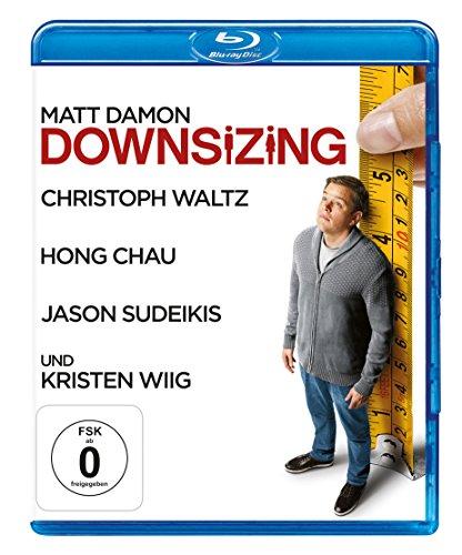 Blu-ray - Downsizing