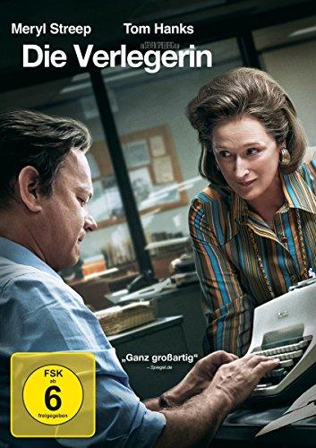 DVD - Die Verlegerin