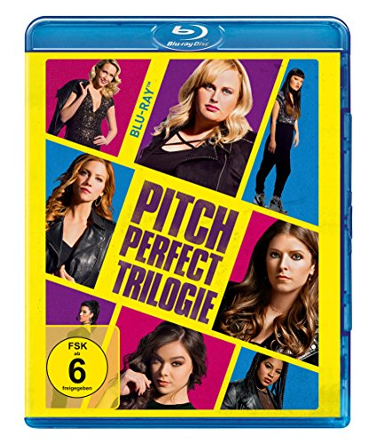 Blu-ray - Pitch Perfect Trilogy [Blu-ray]