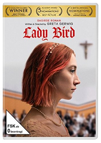DVD - Lady Bird