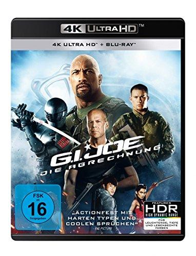 Blu-ray - G.I. Joe - Die Abrechnung Ultra HD (  Blu-ray)