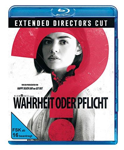 Blu-ray - Wahrheit oder Pflicht (Extended Director's Cut)