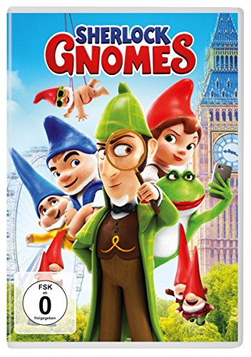 DVD - Sherlock Gnomes