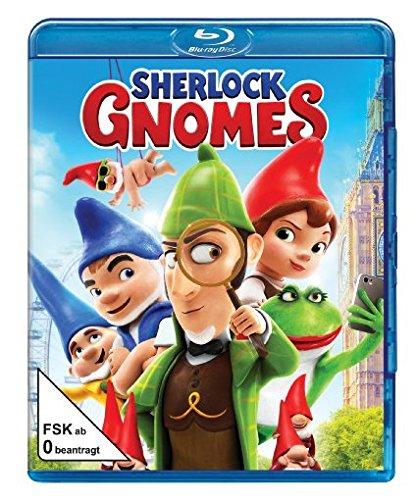 Blu-ray - Sherlock Gnomes