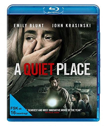 Blu-ray - A Quiet Place