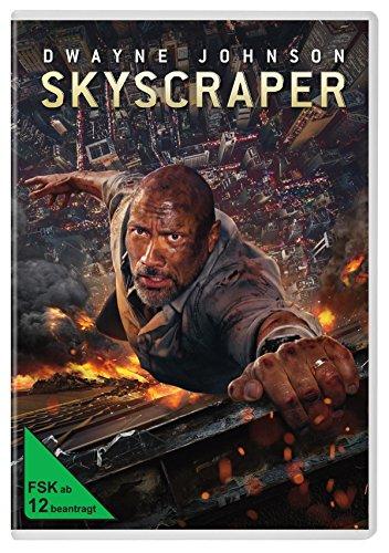 DVD - Skyscraper