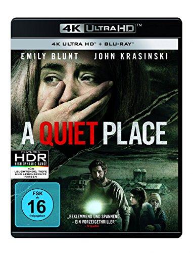 Blu-ray - A Quiet Place Ultra HD (  Blu-ray)