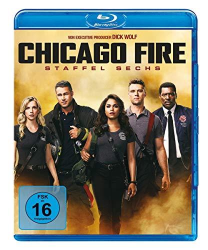 Blu-ray - Chicago Fire - Staffel 6