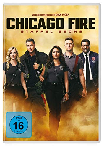 DVD - Chicago Fire - Staffel 6