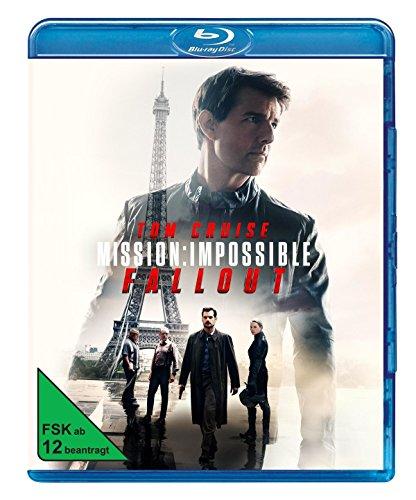 Blu-ray - Mission: Impossible - Fallout (  Bonus Disc)