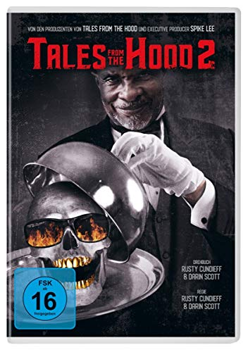 DVD - Tales From The Hood 2