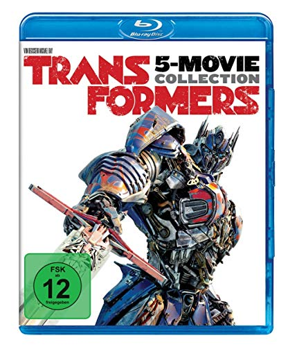 Blu-ray - Transformers 5-Movie Collection