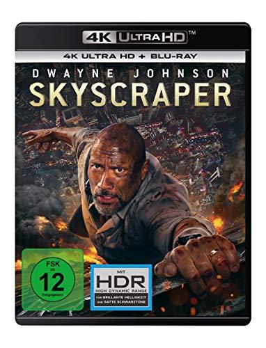 Blu-ray - Skyscraper Ultra HD (  Blu-ray)