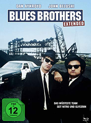 Blu-ray - Blues Brothers (Extended) (Limited Extended Deluxe Edition)