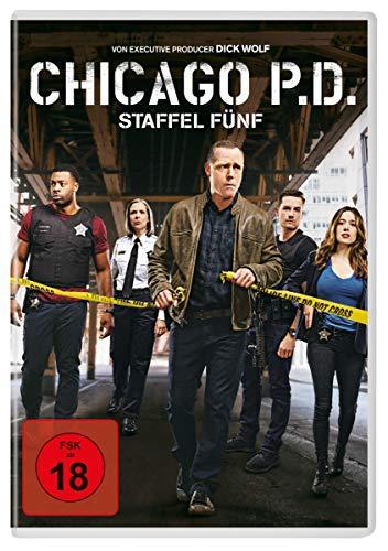 - Chicago P.D. - Season 5 [6 DVDs]