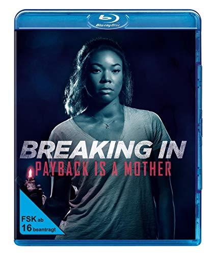 Blu-ray - BREAKING IN - Rache ist ein Mutterinstinkt [Blu-ray]