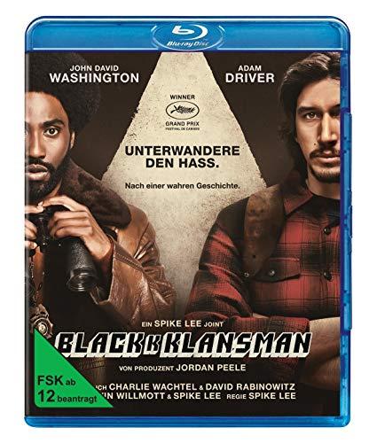 Blu-ray - BlacKkKlansman