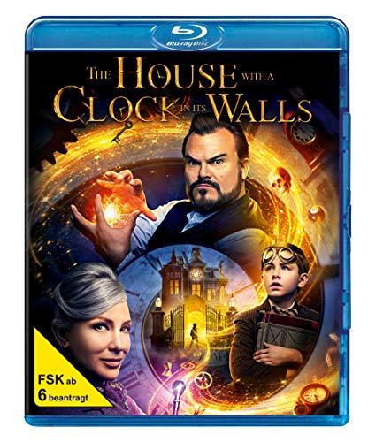 Blu-ray - Das Haus der geheimnisvollen Uhren