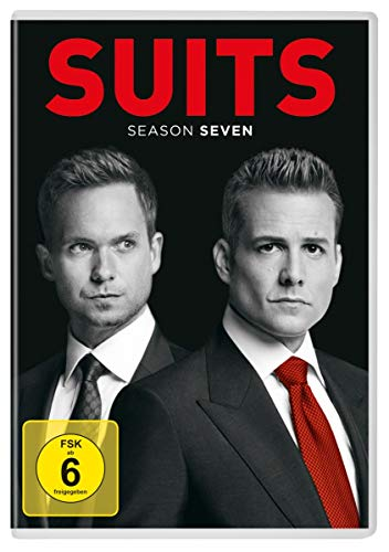 DVD - Suits - Season 7 [4 DVDs]