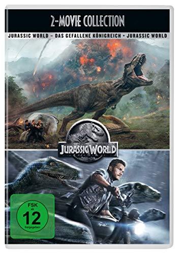 DVD - Jurassic World: Das gefallene Königreich   Jurassic World (2-Movie Collection)