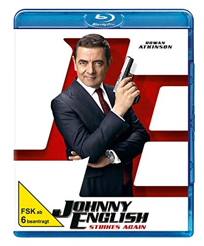 Blu-ray - Johnny English - Man lebt nur dreimal