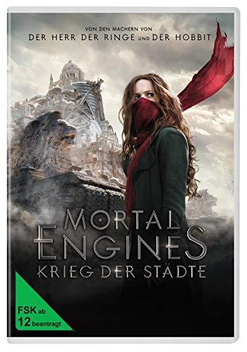 DVD - Mortal Engines - Krieg der Städte