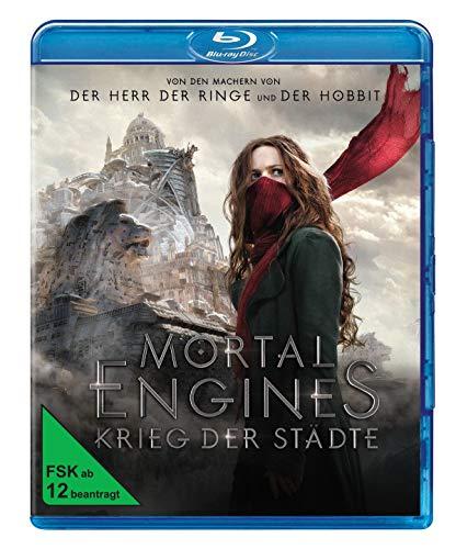 Blu-ray - Mortal Engines: Krieg der Städte (Blu-ray)