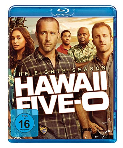 Blu-ray - Hawaii Five-0 (2010) - Season 8 [Blu-ray]