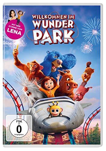 DVD - Willkommen im Wunder Park