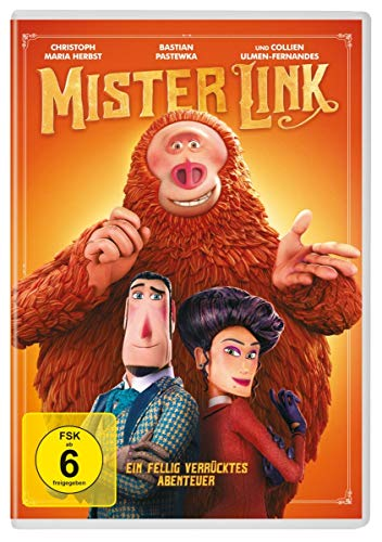 DVD - Mister Link - Ein fellig verrücktes Abenteuer