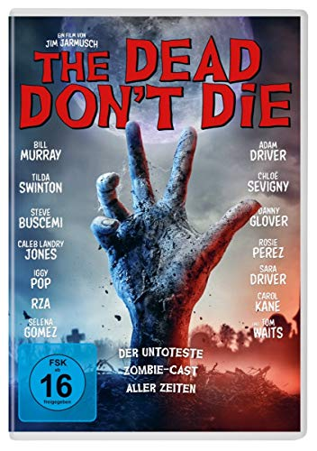 DVD - The Dead Don't Die
