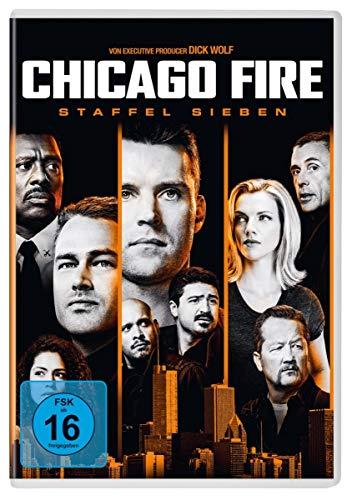 DVD - Chicago Fire - Staffel 7 [6 DVDs]