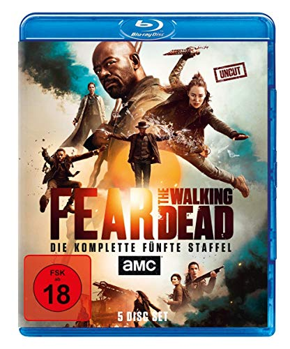 - Fear The Walking Dead - Staffel 5 [Blu-ray]
