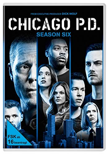 DVD - Chicago P.D. - Season 6 [6 DVDs]