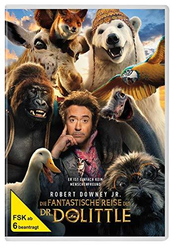 DVD - Die fantastische Reise des Dr. Dolittle