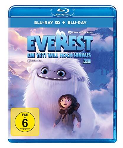 Blu-ray - Everest - Ein Yeti will hoch hinaus  (+ Blu-ray 2D)