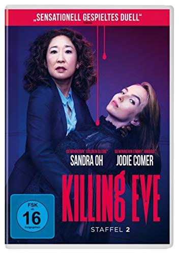 DVD - Killing Eve - Staffel 2