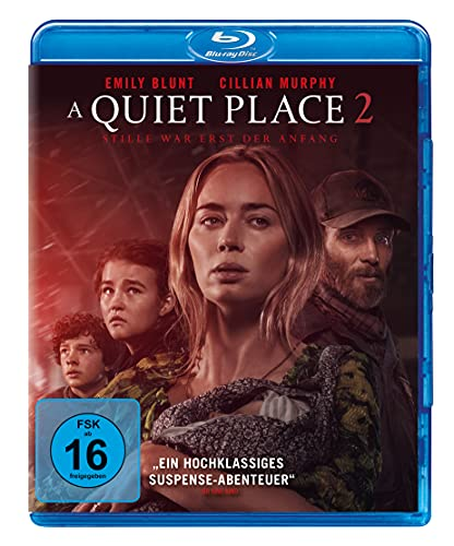 Blu-ray - A Quiet Place 2