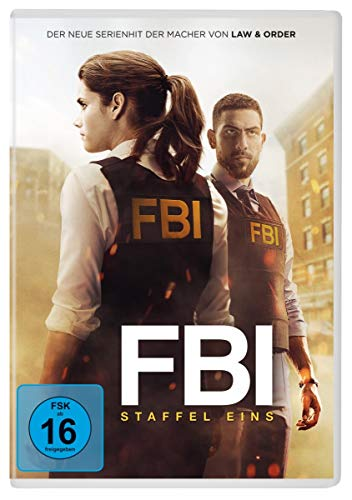 DVD - FBI - Staffel Eins [5 DVDs]