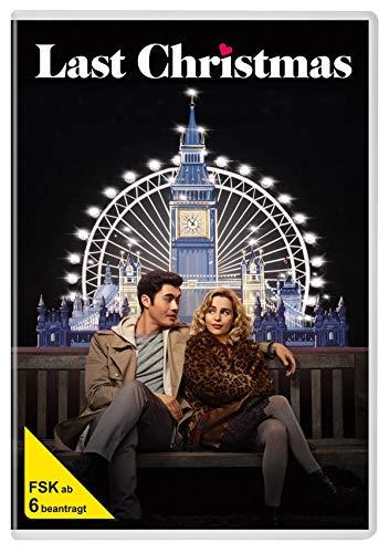 DVD - Last Christmas