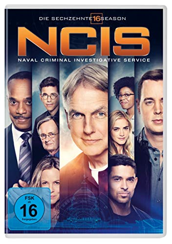 DVD - NCIS - Staffel 16