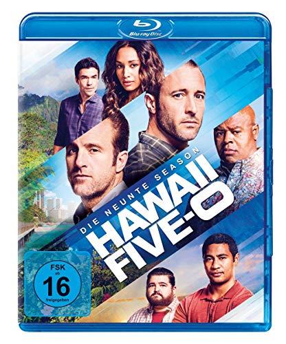 Blu-ray - Hawaii Five-0 - Staffel 9