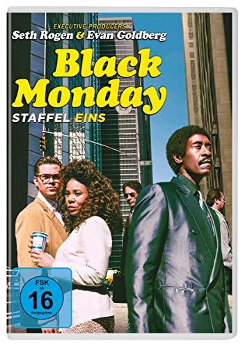 DVD - Black Monday - Staffel 1