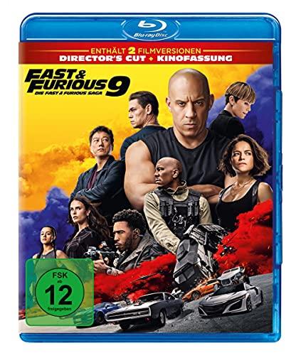 Blu-ray - Fast & Furious 9 (Director's Cut + Kinofassung)