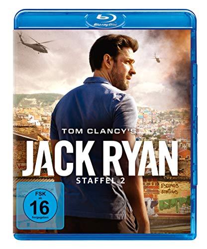 Blu-ray - Jack Ryan - Staffel 2