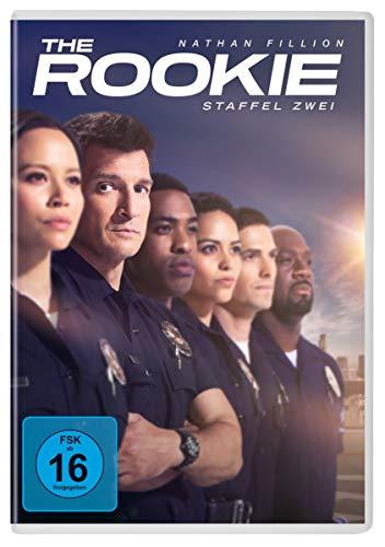 DVD - The Rookie - Staffel 2
