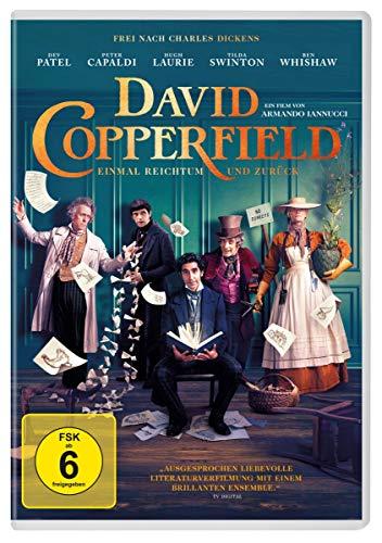 DVD - David Copperfield - Einmal Reichtum und zurück