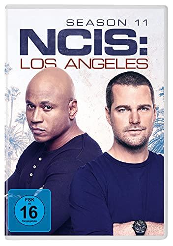 DVD - NCIS: Los Angeles - Season 11 [6 DVDs]