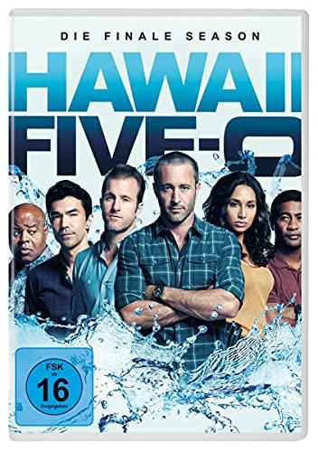 DVD - Hawaii Five-0 - Staffel 10 - Die Finale Season
