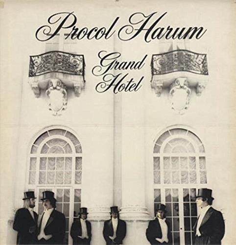 Procol Harum - Grand Hotel - Green Label + Booklet